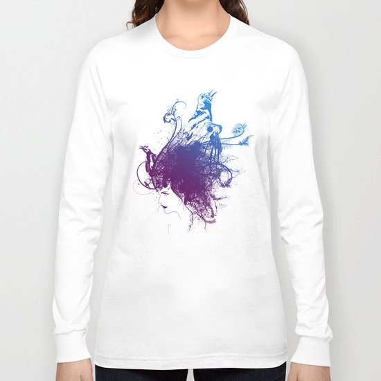Flights of Fancy Long Sleeve T-shirt