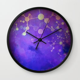 Star Child Wall Clock