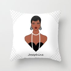 Josephine Throw Pillow