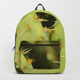 """Englemann's Prickly Pear Cactus """"Mitten"""" Backpack"""