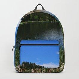 Sylvan Lake In The Black Hills Backpack