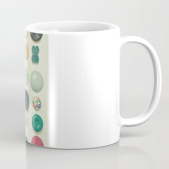 The Button Collection Mug