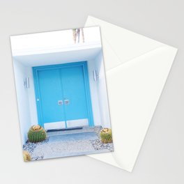 Blue Door Palm Springs Stationery Cards