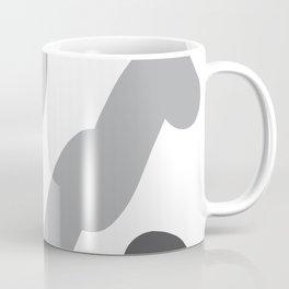 round pattern Coffee Mug