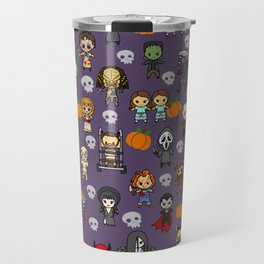halloween horror special blanket Travel Mug