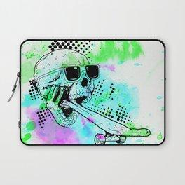 Skater Deadication Laptop Sleeve