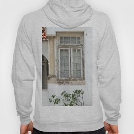 House with Closed Windows Hoody