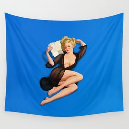 Am I too good to be true? Wall Tapestry