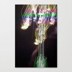 Photon Canvas Print