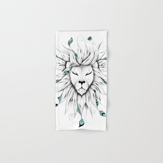 Poetic King Hand & Bath Towel