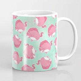 Pink Unicorn LTK pattern Coffee Mug