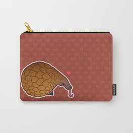 Pangolin Love Carry-All Pouch