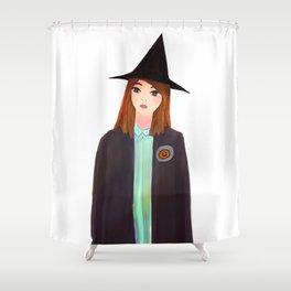 Hermione Granger Shower Curtain