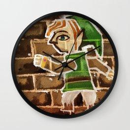 LOZ - A Link Between Worlds  Wall Clock