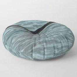 Hungry Black Skimmer Ocean Bird Floor Pillow