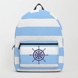 AFE Nautical Helm Wheel Backpack