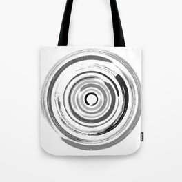 Enso Circles - Zen Circles #1 Tote Bag