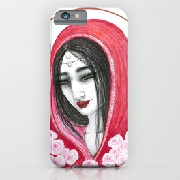 Magdalena iPhone Case