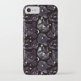 Black Magic 2 iPhone Case