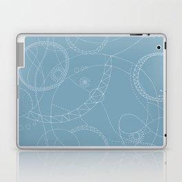 Cosmic Chatter Laptop & iPad Skin