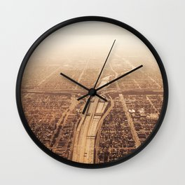 The Highway Wall Clock