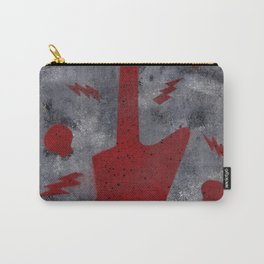 The Red Guitar Carry-All Pouch