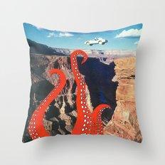 Canyon Throw Pillow