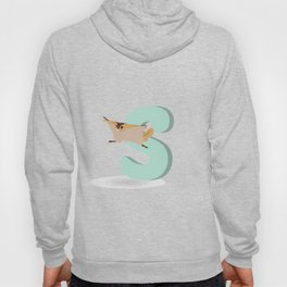 S is for Sugar glider Hoody
