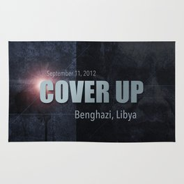 Benghazi Cover Up Rug
