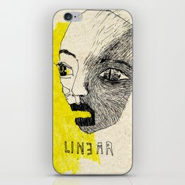 linear iPhone Skin
