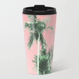 Palm Trees, Sun and Sky Travel Mug