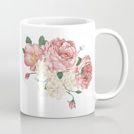 Watercolor rose Coffee Mug