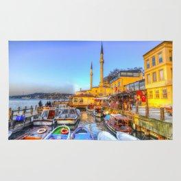 Picturesque Istanbul Rug