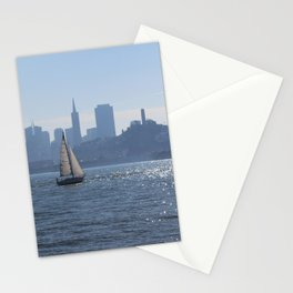 50 Shades of Blue Stationery Cards