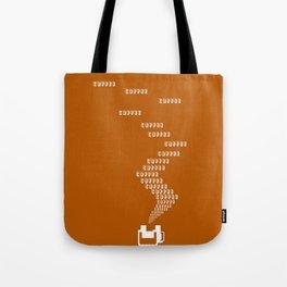 Coffee Coffee Coffee Tote Bag