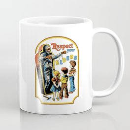 Respect Your Elders Coffee Mug