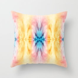 Signals from a Parallel Universe Throw Pillow