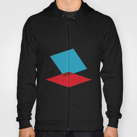 Anaglyph Hoody