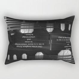 It's your choice Rectangular Pillow