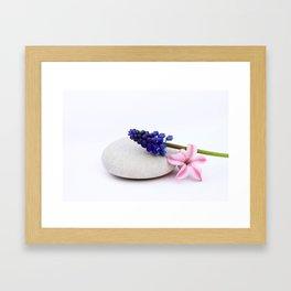 Zen * Spring - JUSTART © Framed Art Print