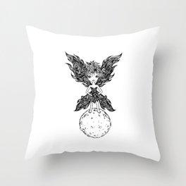 FireCracker Fairy Throw Pillow