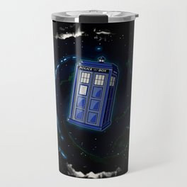 Space and Time and the Universe Travel Mug
