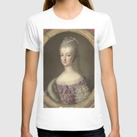 marie antoinette T-shirts featuring Marie Antoinette by Mary