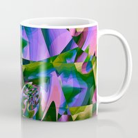 jungle Mugs featuring Jungle by Truly Juel