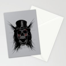 Skull Hat Stationery Cards