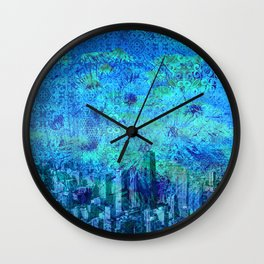 Urban Dreams Wall Clock