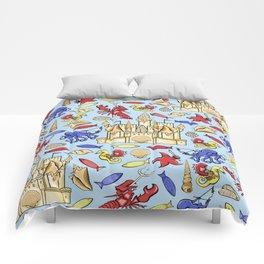 Battle of Ocean's Deep Comforters