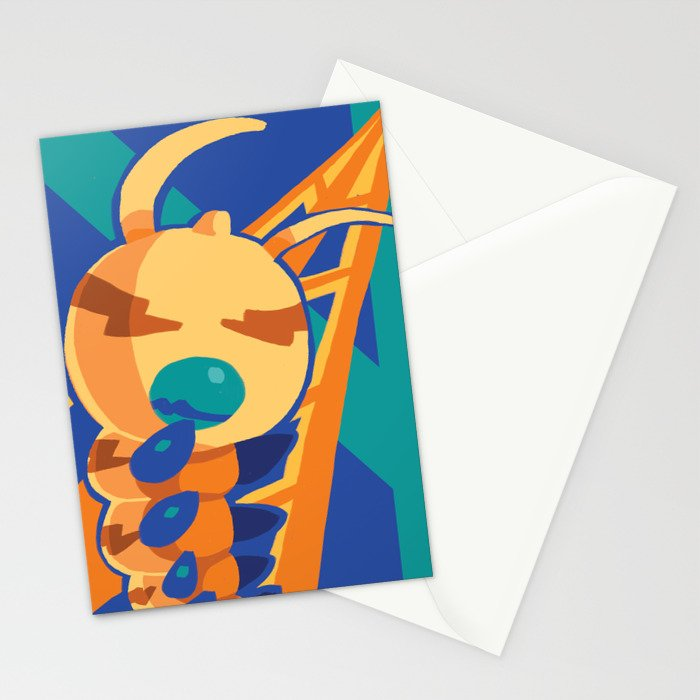 Kunemon Stationery Cards