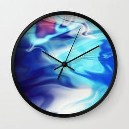 Wave Pool Wall Clock