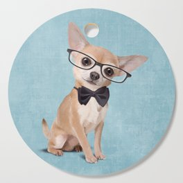 Mr. Chihuahua Cutting Board